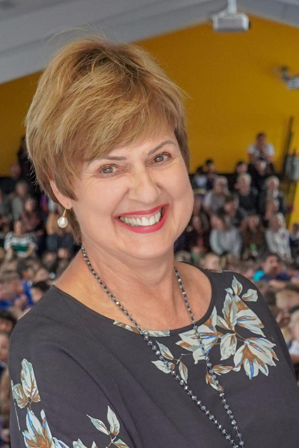 Principal Dorothy Bigwood
