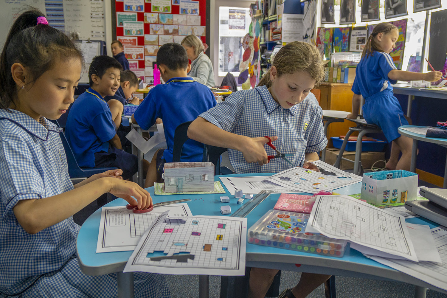 Learning Areas - Find out about our concept of Learning.
