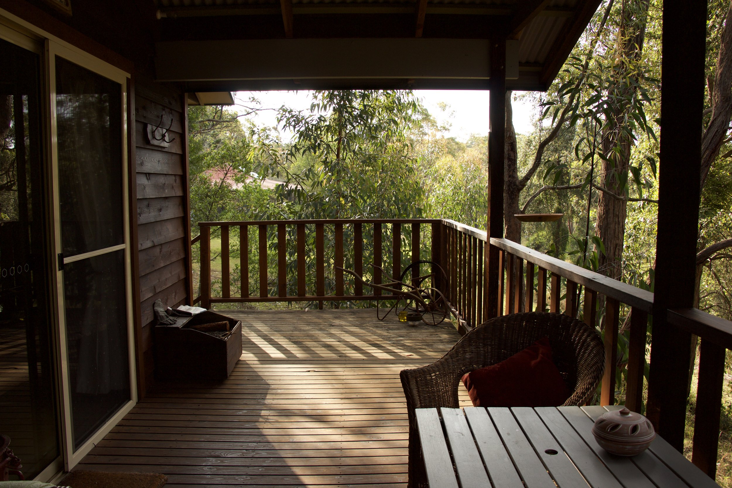 bushland bungalow - paddock