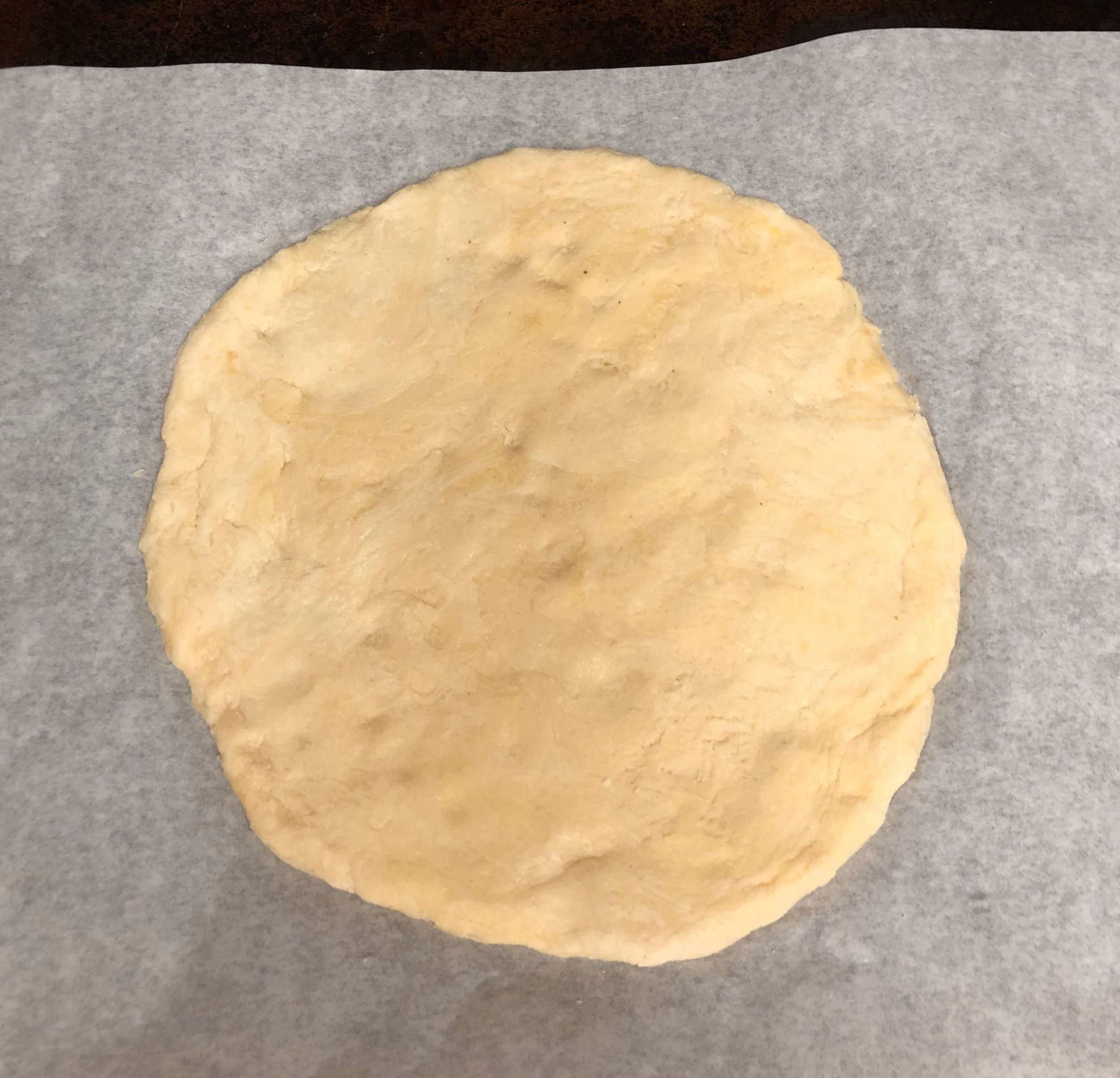 Keto Pizza dough