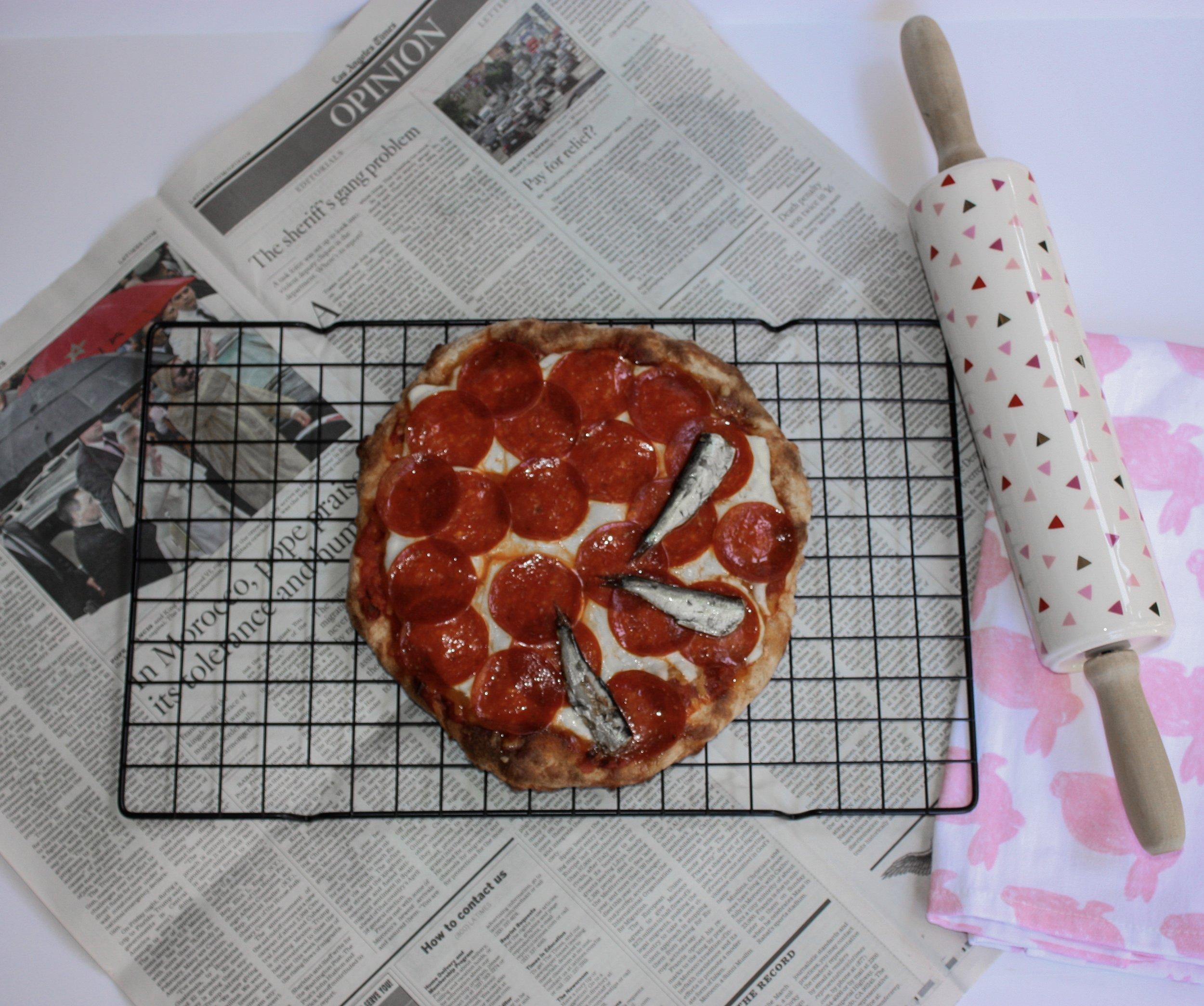 Keto Pizza