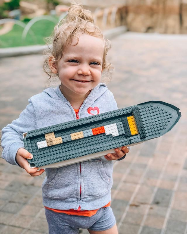 Girls like @lego too 😉