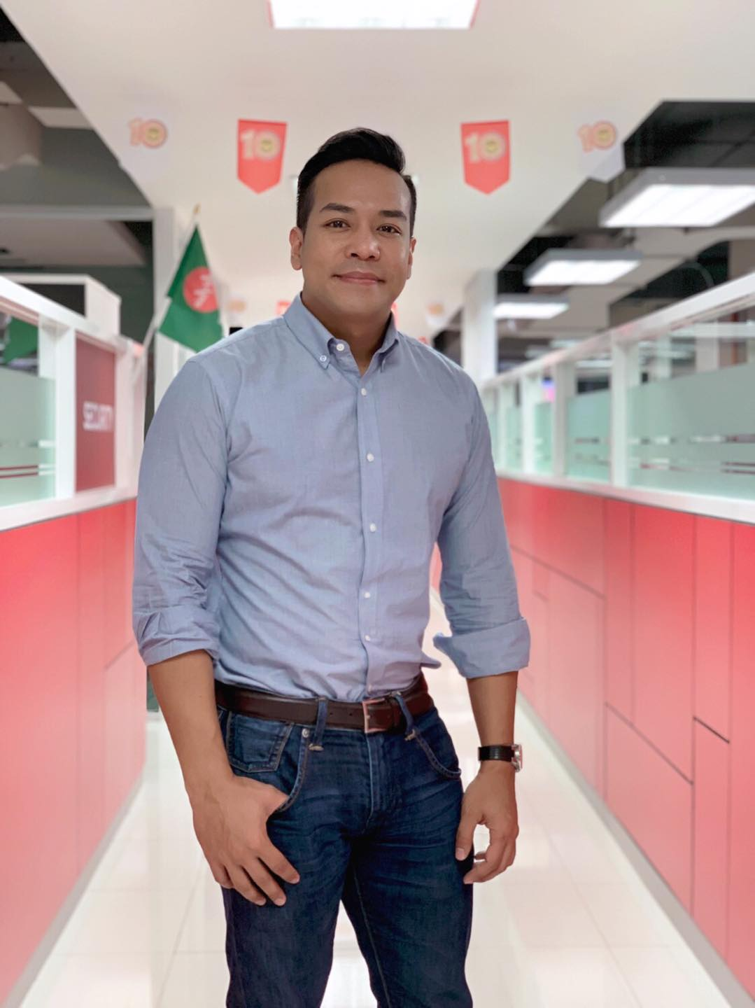 AirAsia truly cares about Allstars' career growth. I began as a check-in staff at the airport; today I'm a business development manager who looks after scheduling, network planning and airline regulatory affairs. - Tanus Kerdsombut (Dome) -