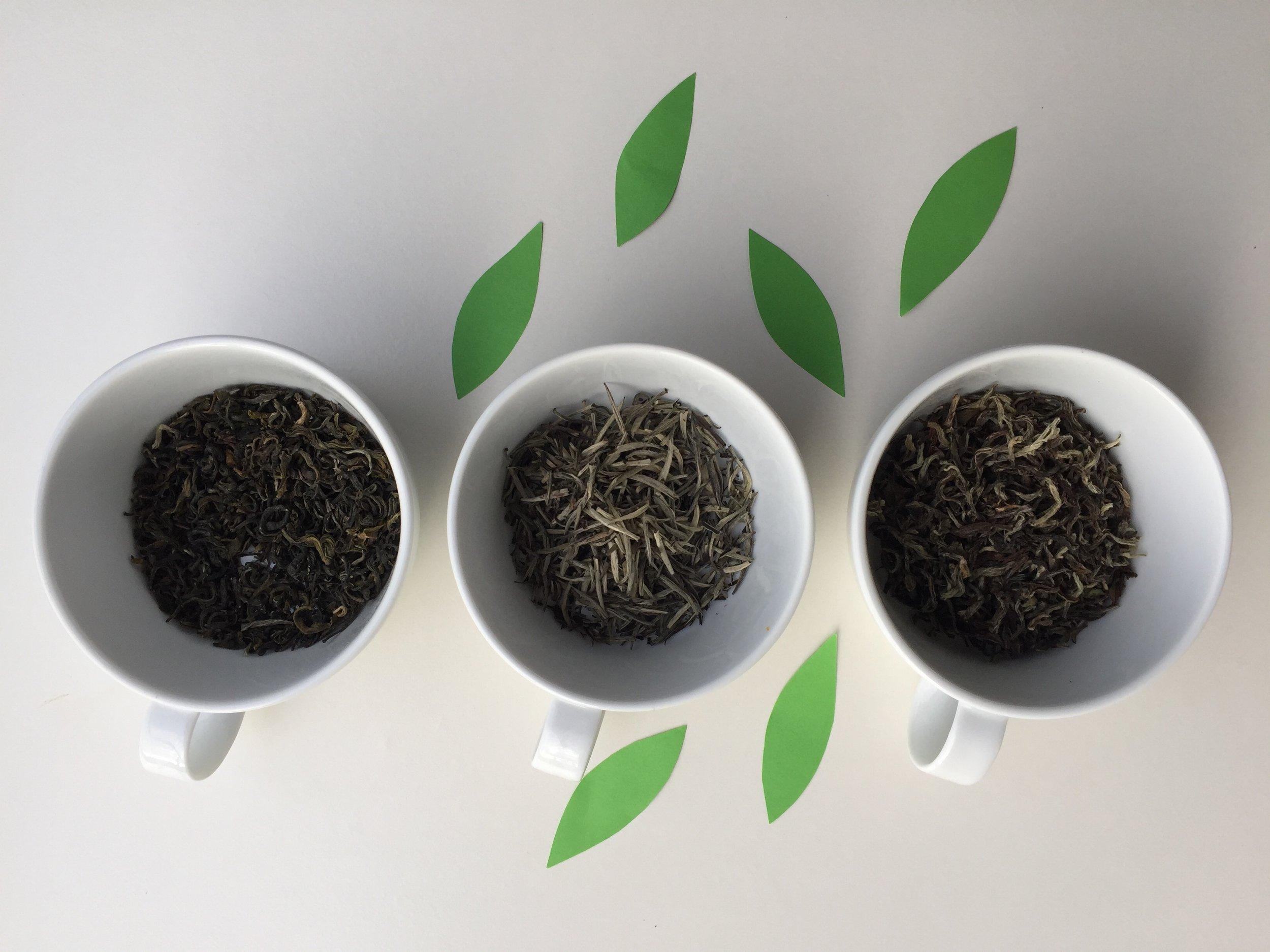 Other Tea - green tea subscription box - loose tea
