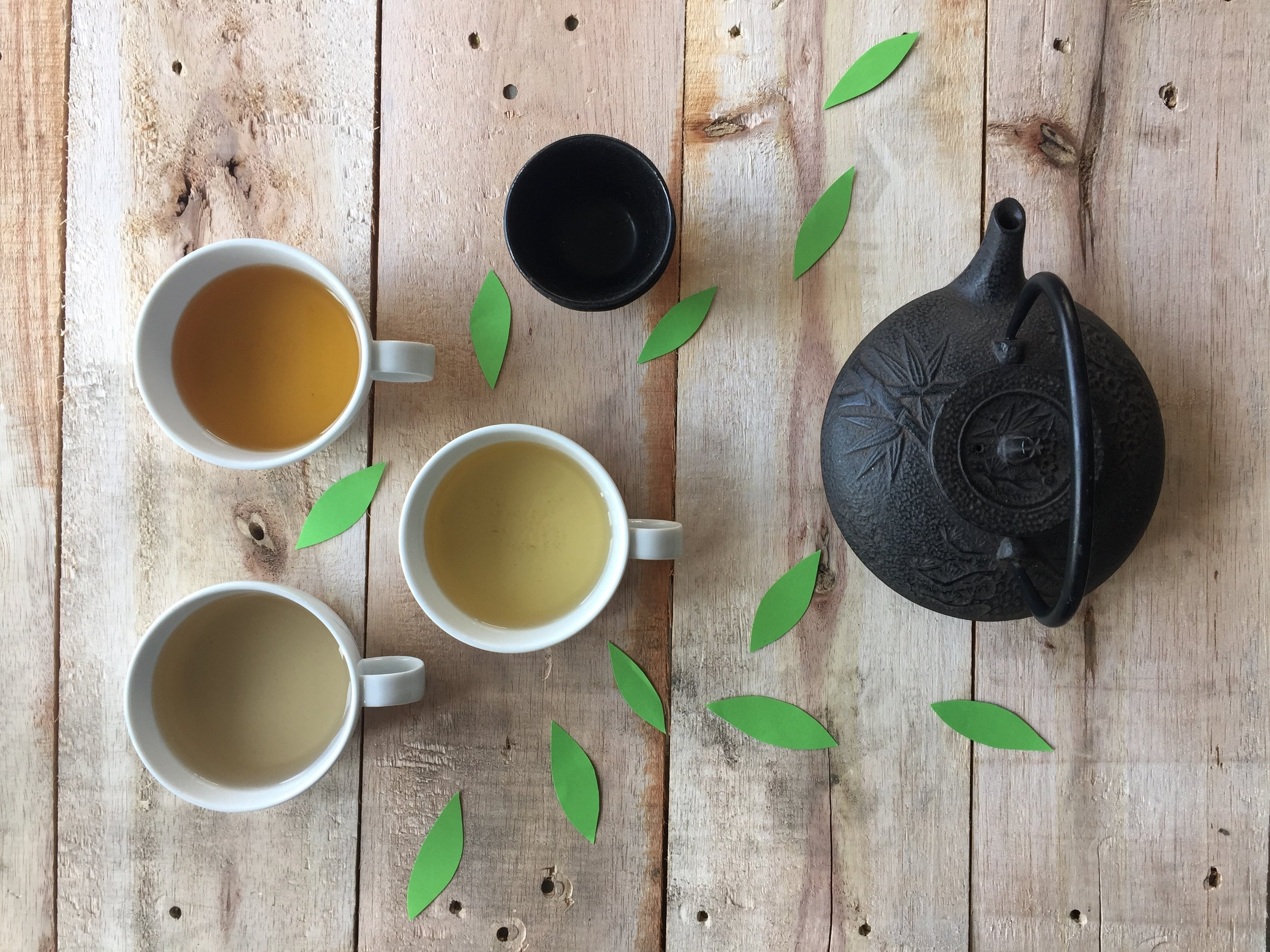 Other Tea - green tea subscription box - teapot