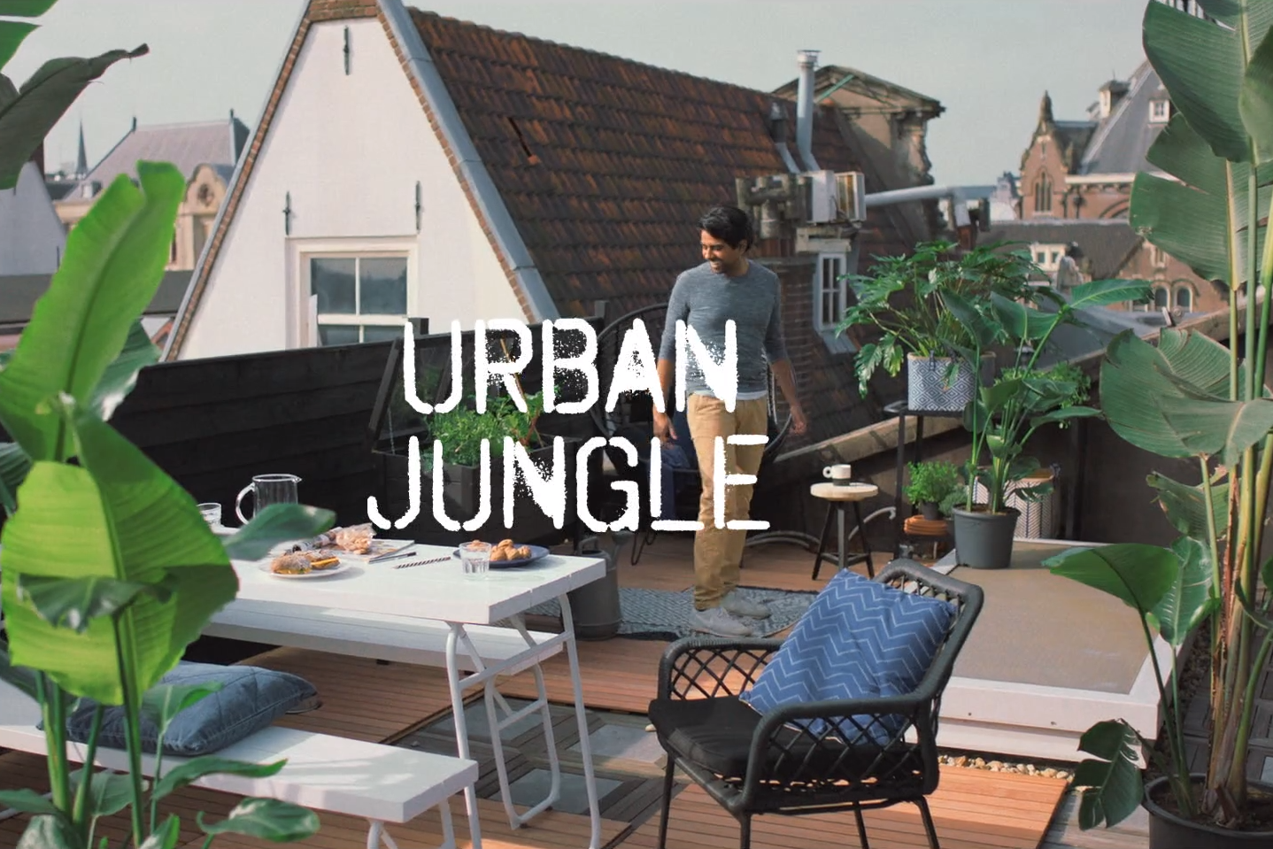 karwei 'weg met saaie tuinen' - Gardens are boring, right? Guess again. Operator took the script and reduced it to the one-take of the final piece working with agency Isobar.