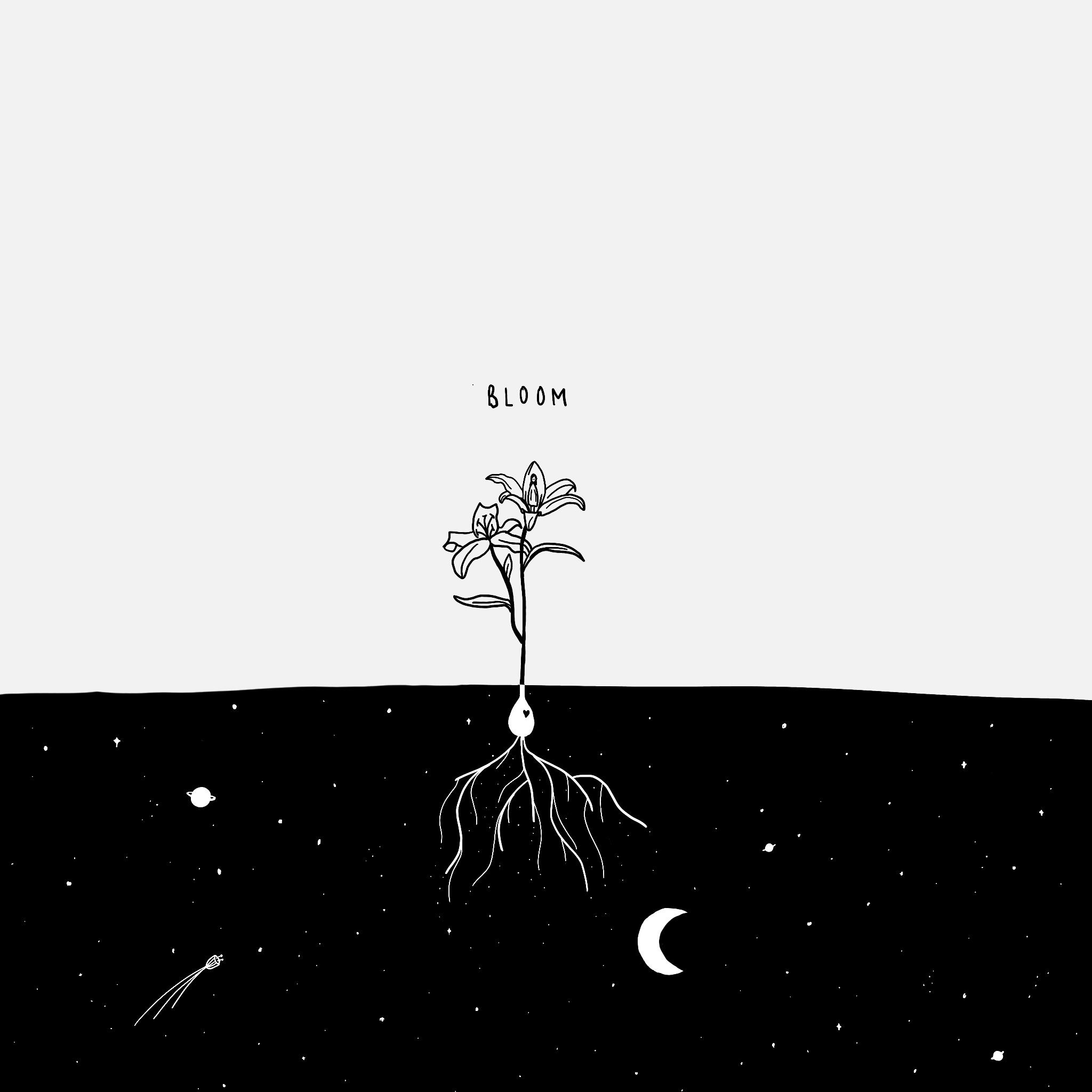 Bloom Illustration