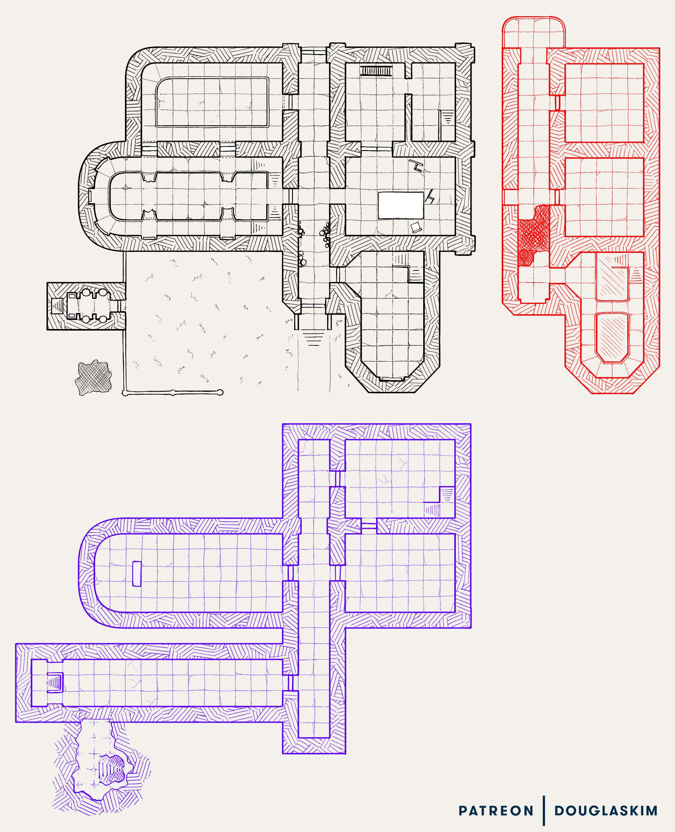 Dorf Manor MAP.png