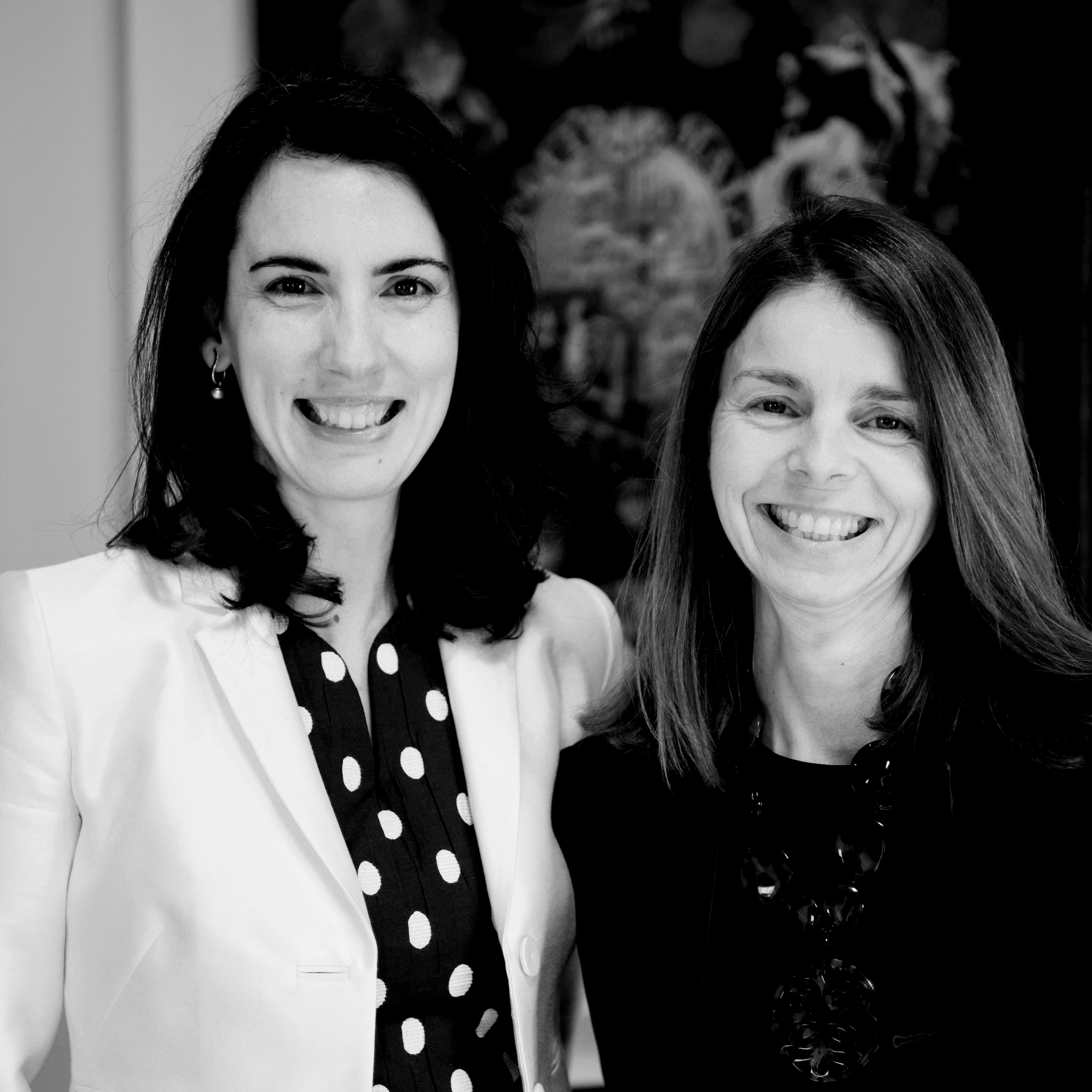 Founders - Fiona Hamilton and Andrea Festeu