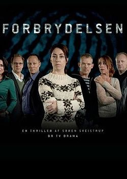 DANISH TV SERIES / THE KILLING / COPENHAGEN 2011