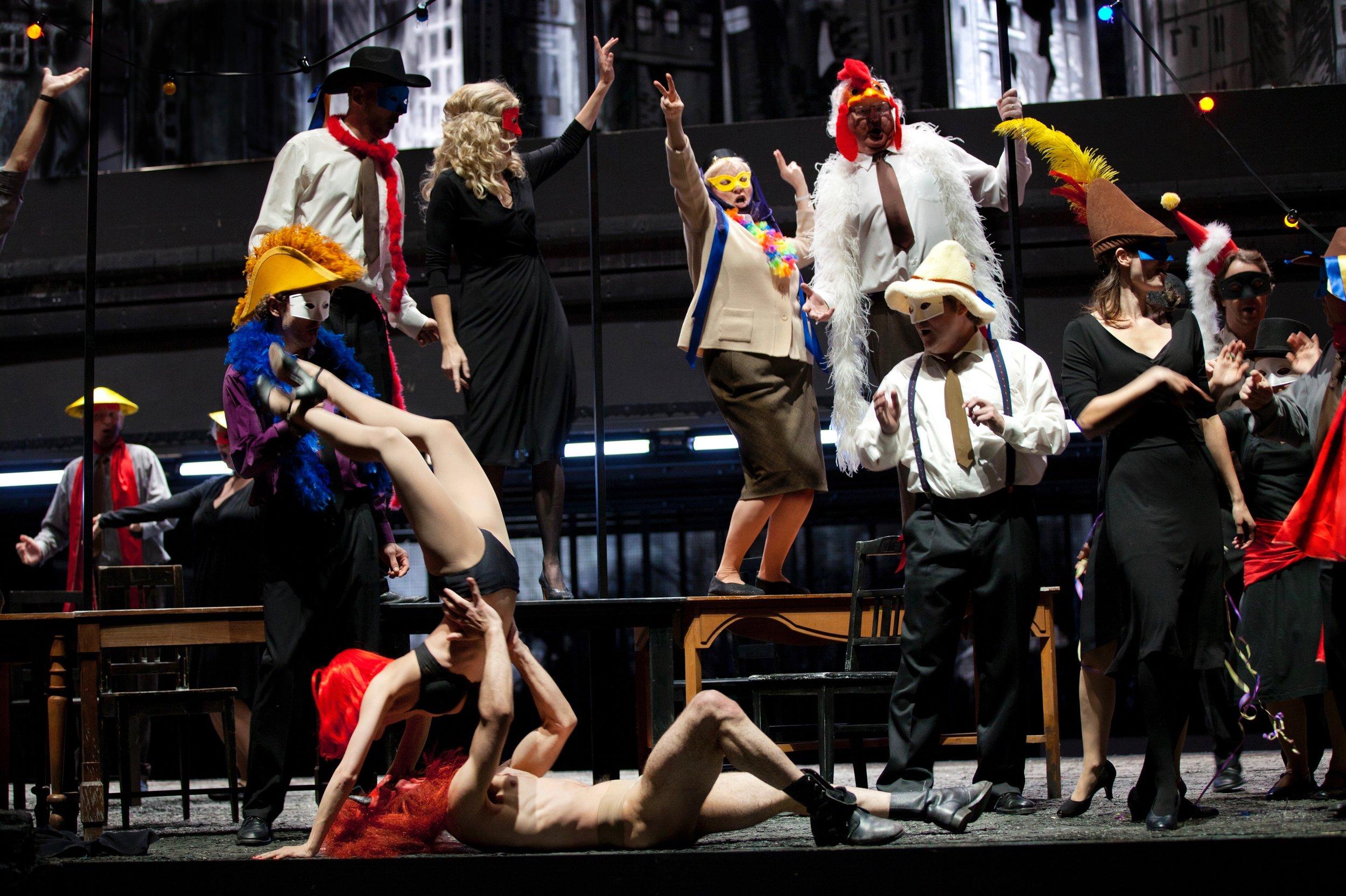 ROYAL DANISH OPERA / ROMEO & JULIET / COPENHAGEN 2011