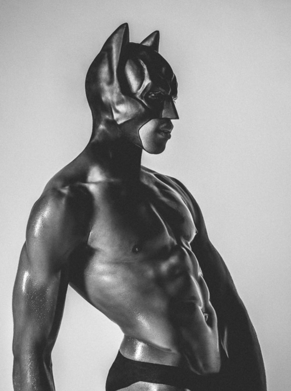 BATMAN / BLACKMAN