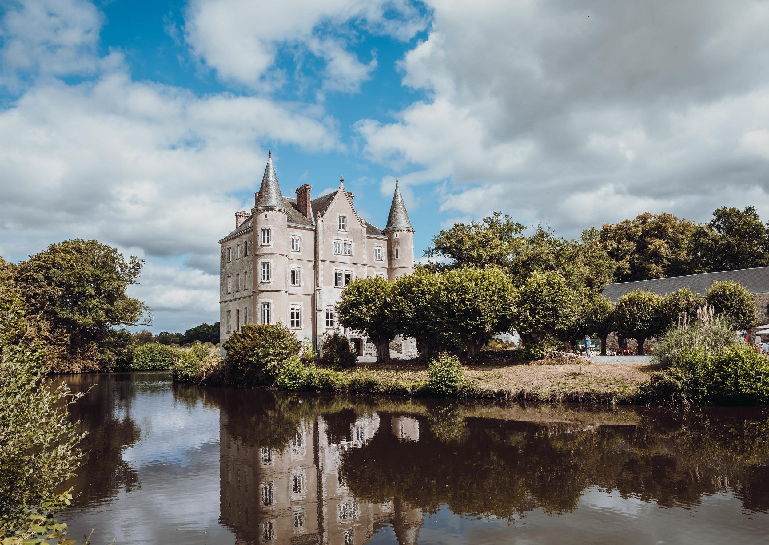 Chateau de la Motte Husson