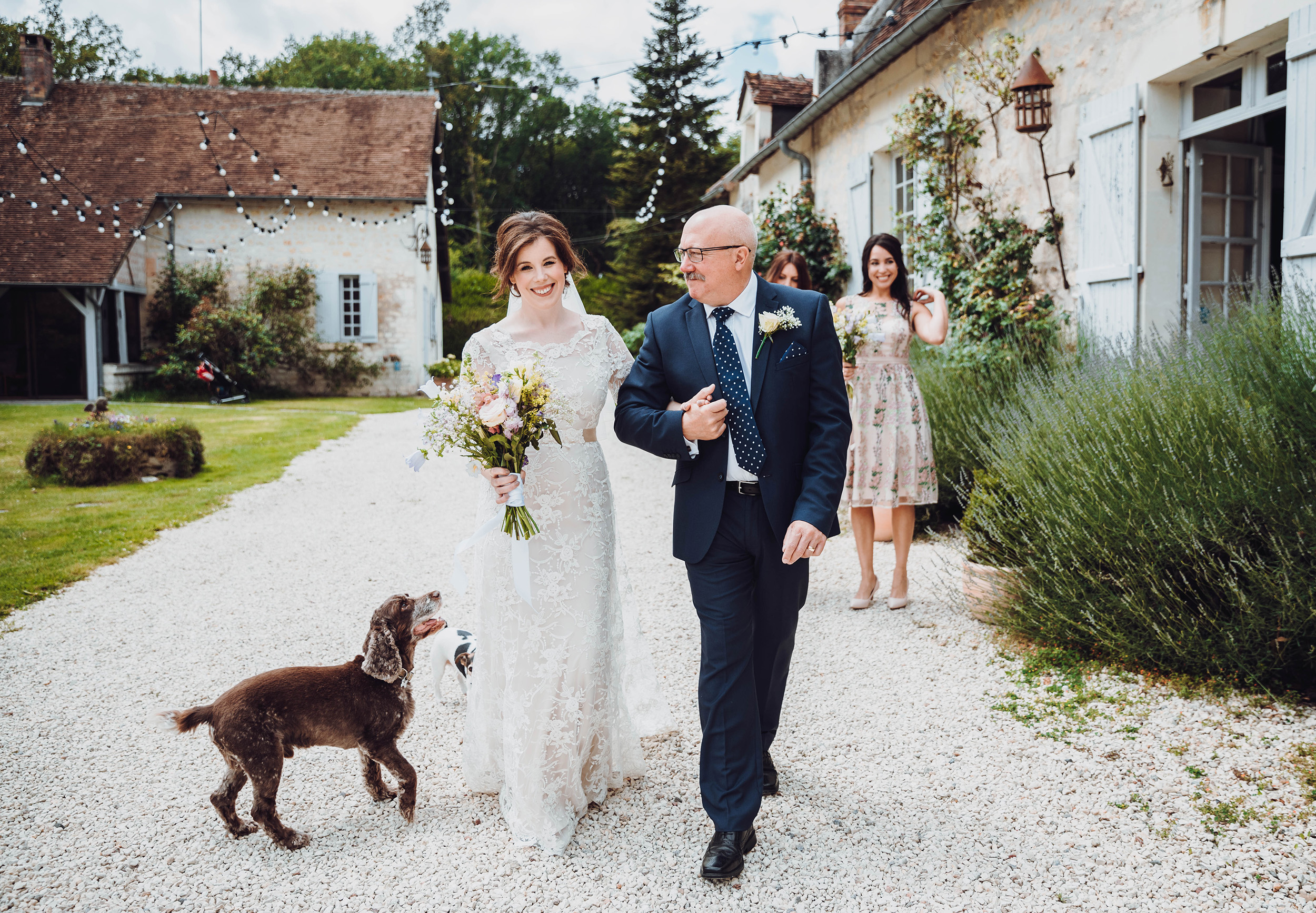 A girls best friend!! — A Very French Wedding
