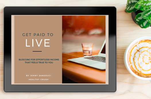 Get Paid To Live