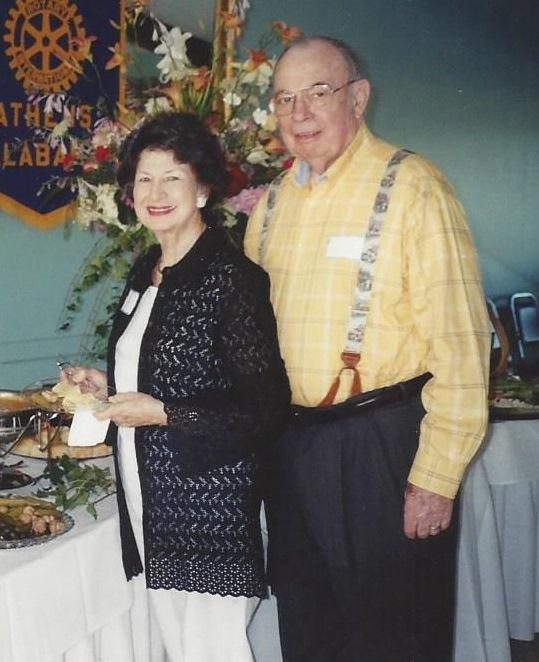 Tom and Doris Dean