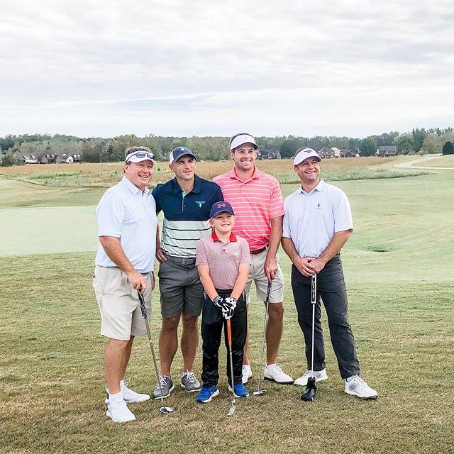 Cornerstone Classic Charity Golf Tournament 2019.