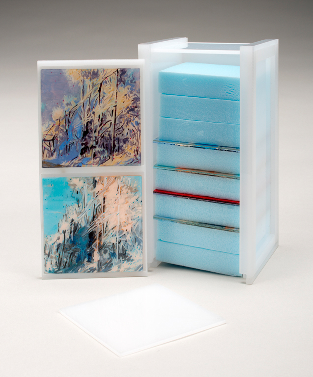 Route 92 (seven small paintings).jpg