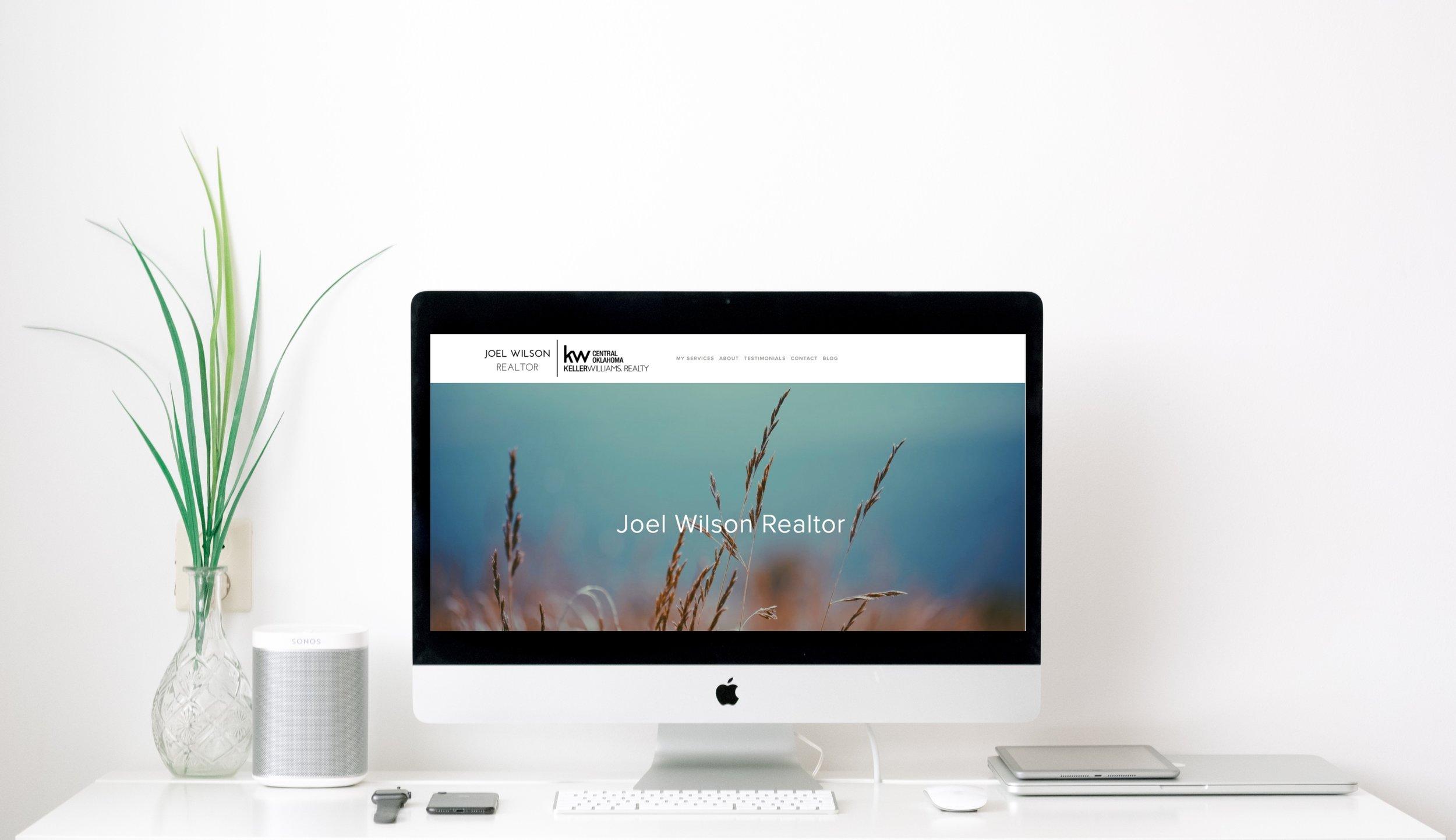 Joel Wilson Realtor - Website