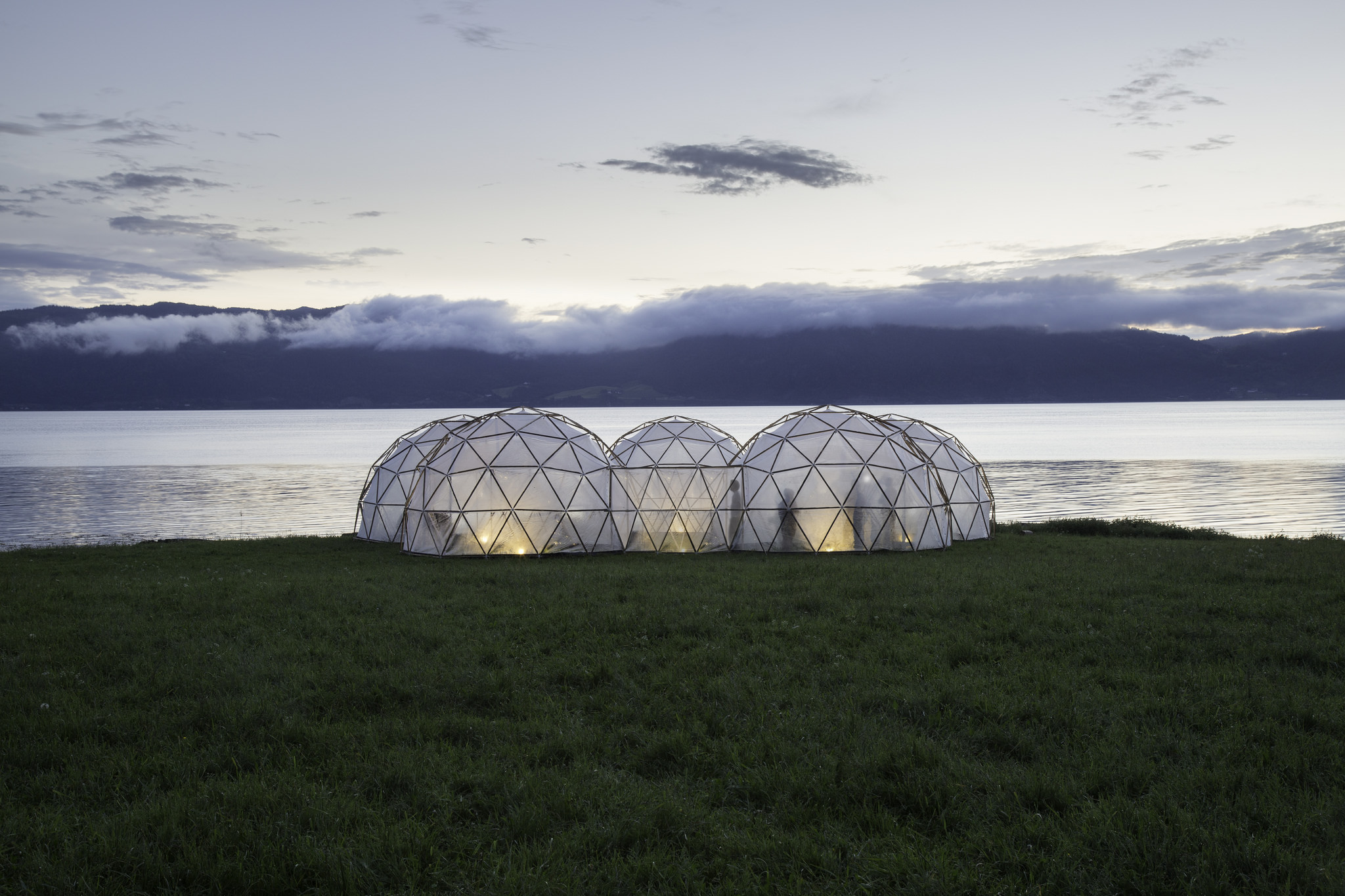 The Pollution Pods in Norway