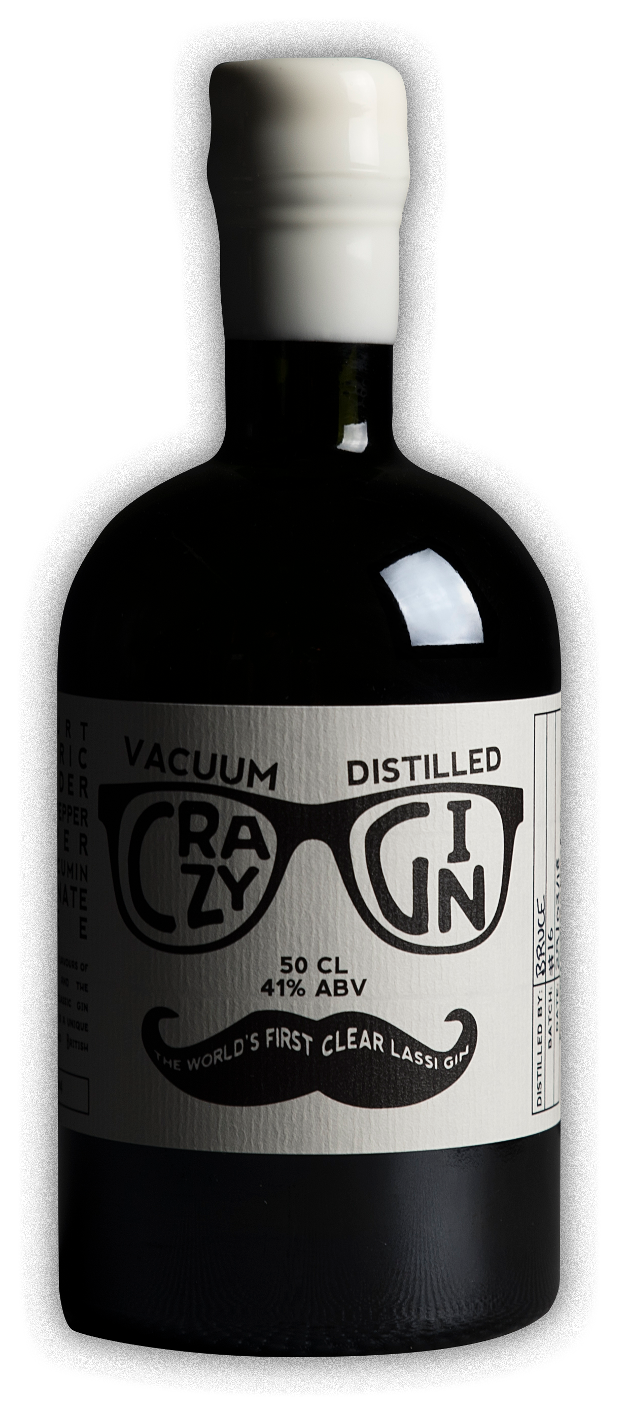 crazy gin bottle in online crazy co store