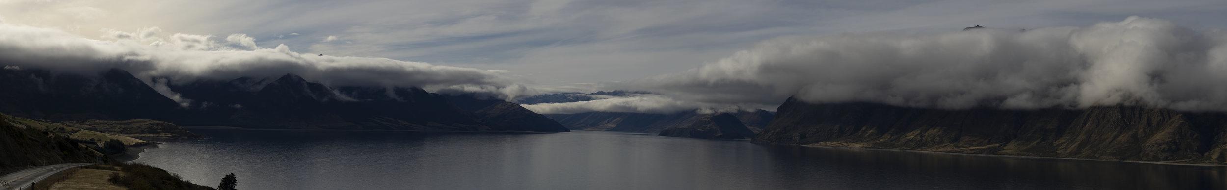 Lake Pukaki, Mount Cook. New Zealand, 2017.