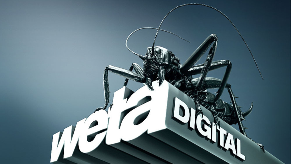 Weta Digital - Compositing, Environments and Matte Painting