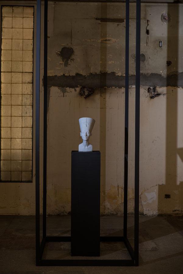Installation view Cairo Off-Biennale December 2015
