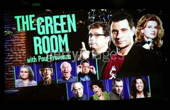 "Katie Goodman on ""The Green Room"""