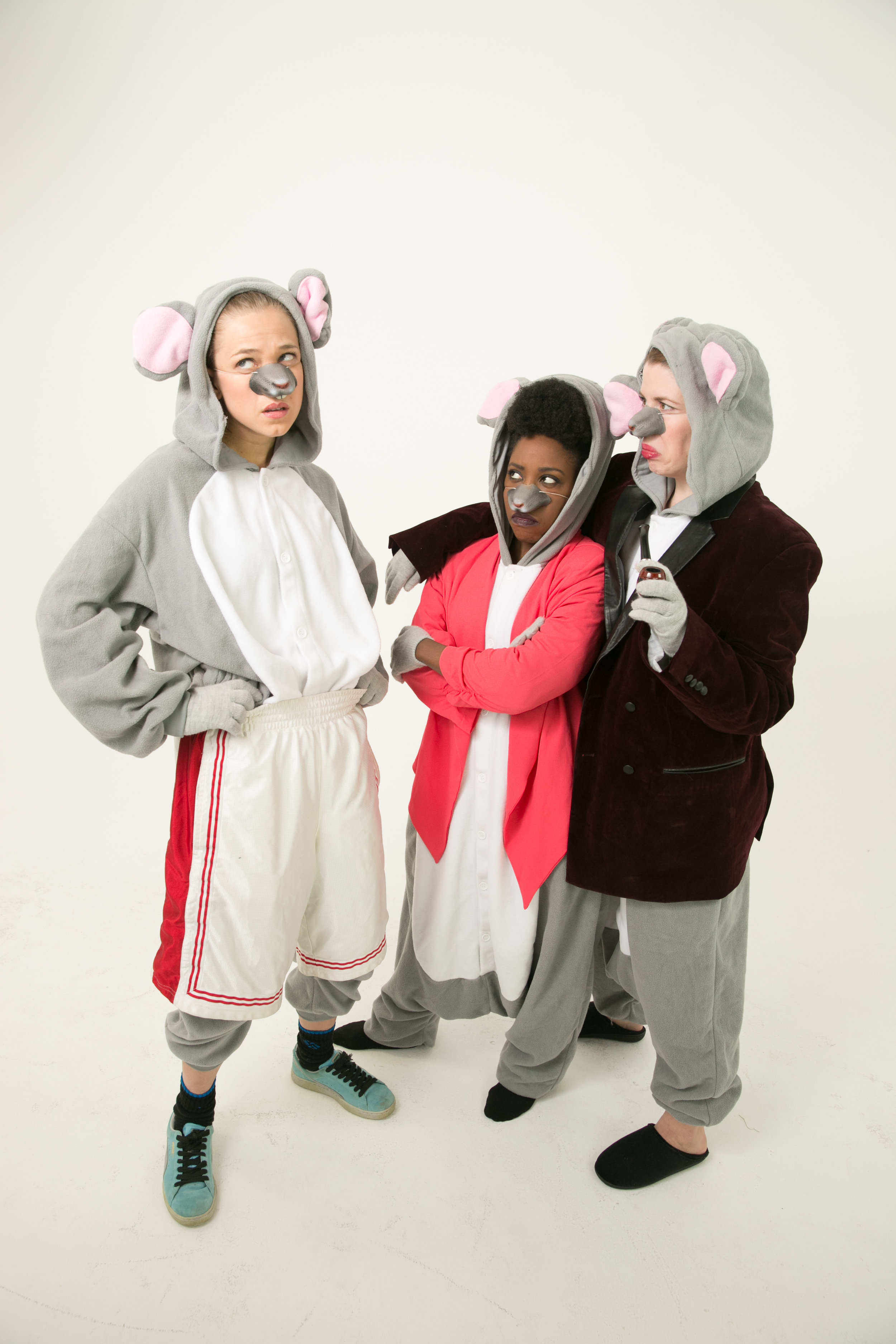 Lab Rats sketch by Broad Comedy