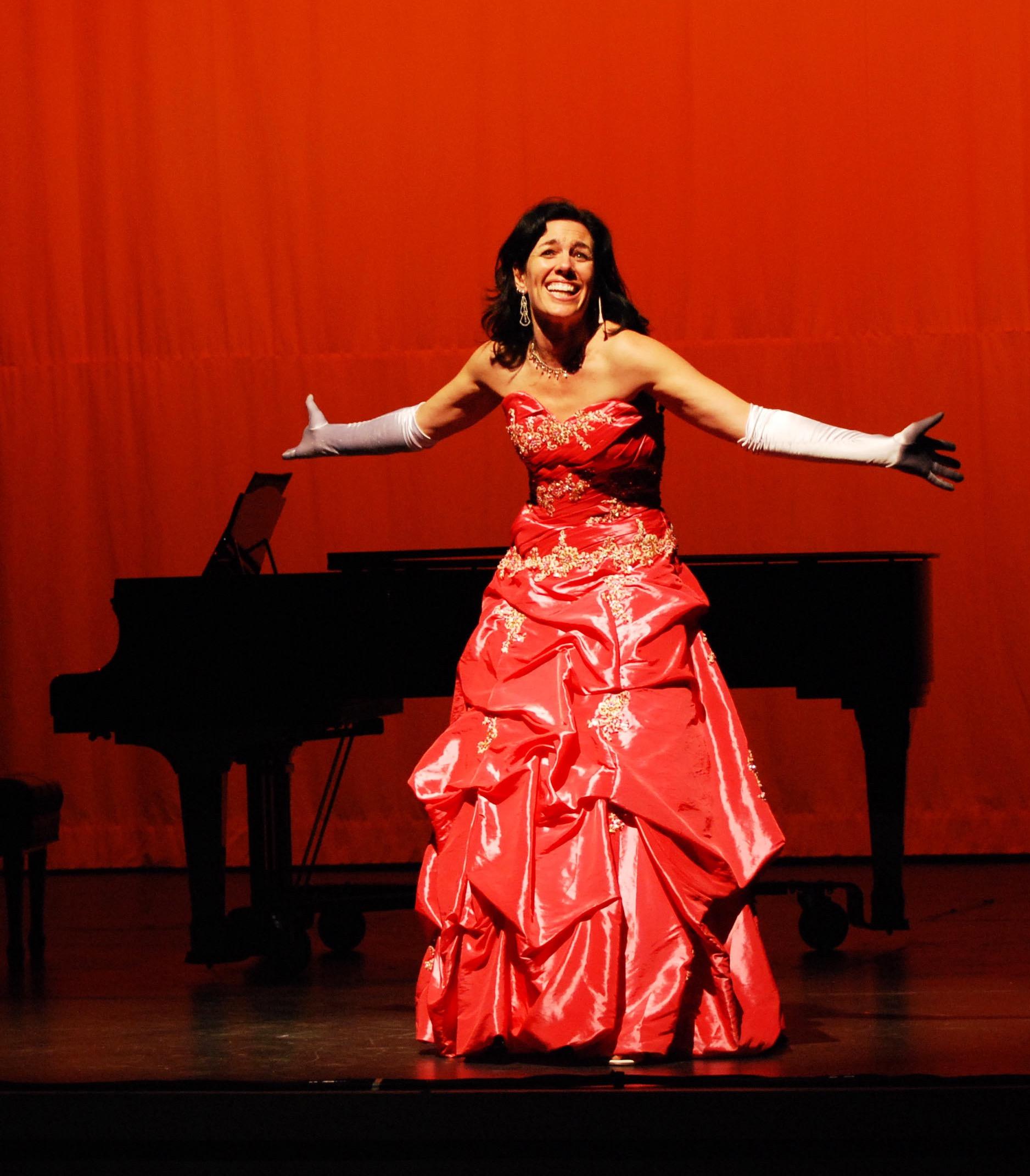 """Katie Goodman performs """"The Impeachment Opera"""""""