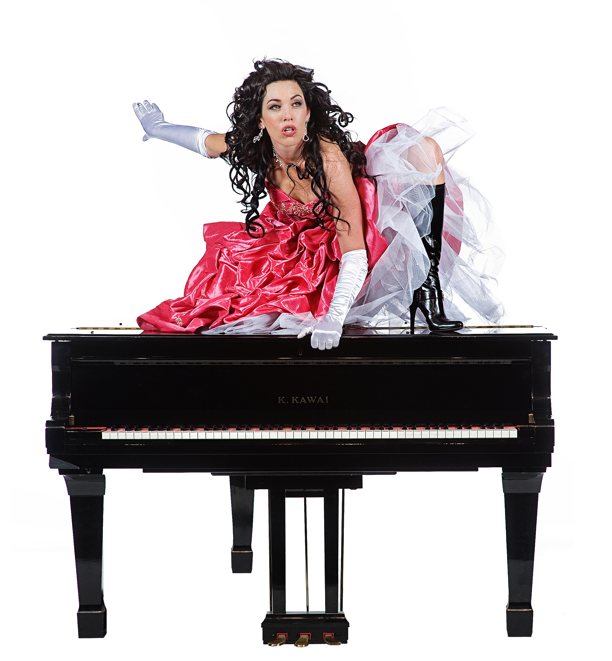 Katie Goodman Liberal Musical Comedian based in NYC