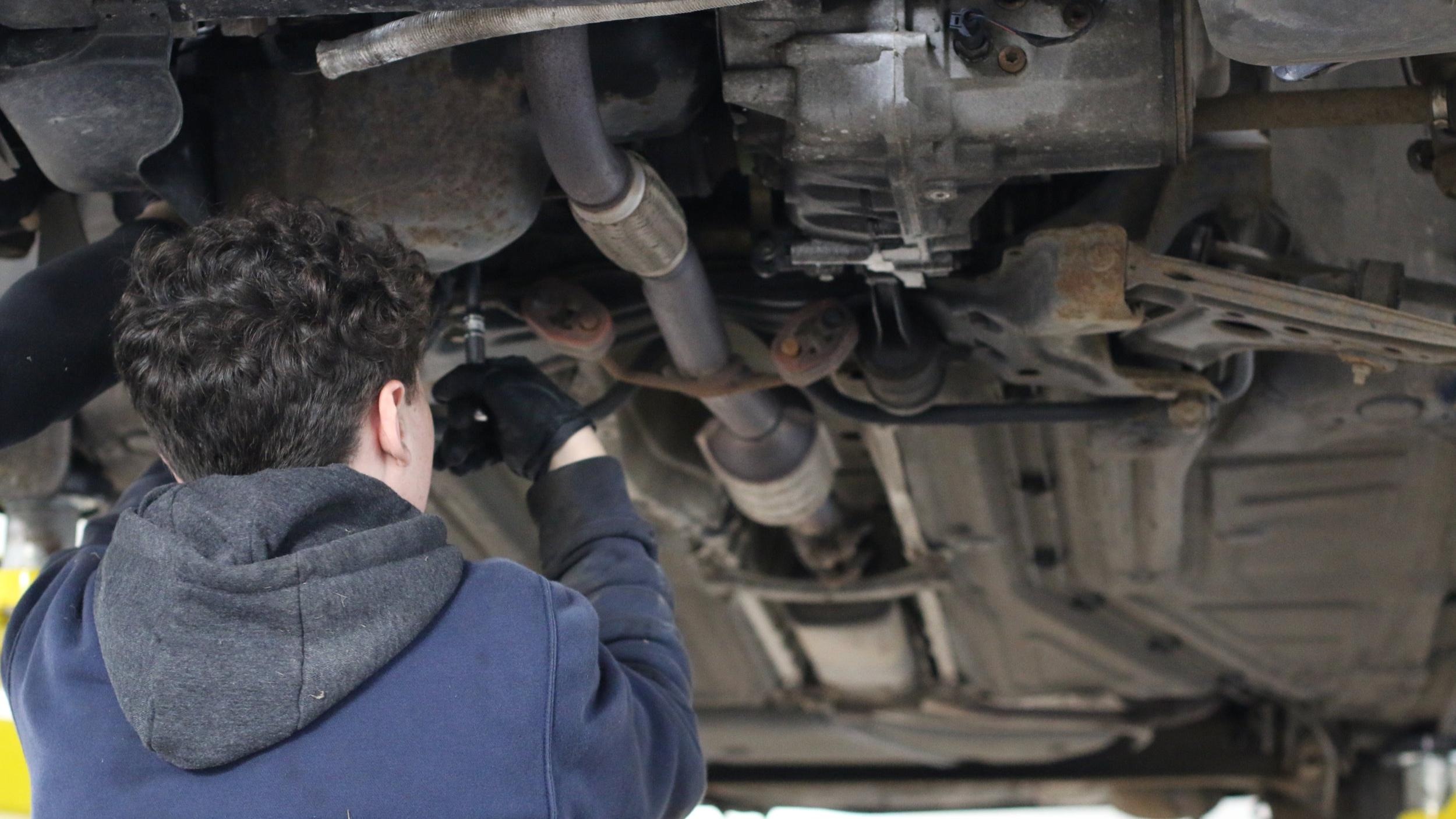 General Mechanical Work -