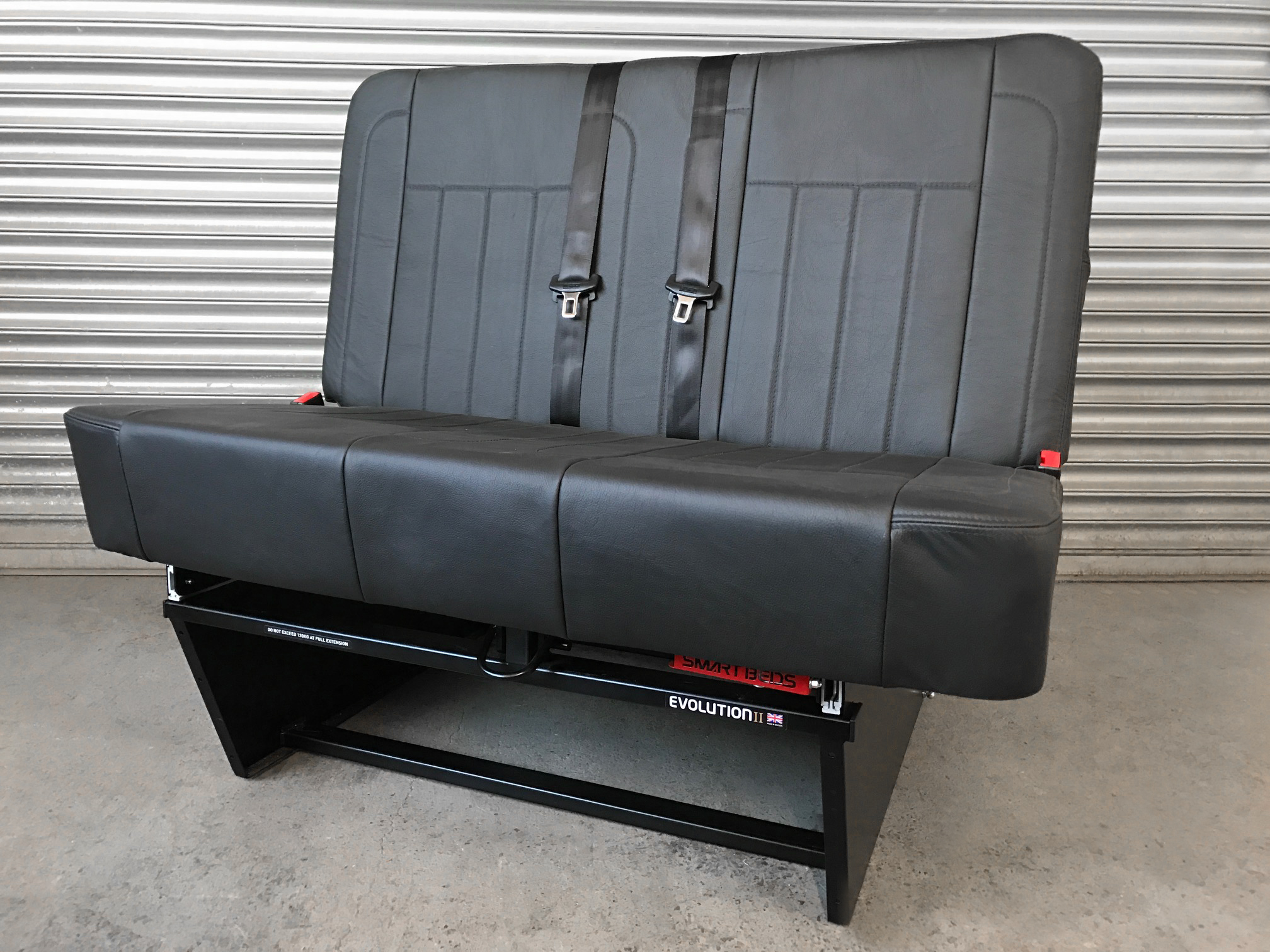 Evolution 2 - 3/4 Bed, M1 Tested from £1110excluding fitting, upholstery , and delivery