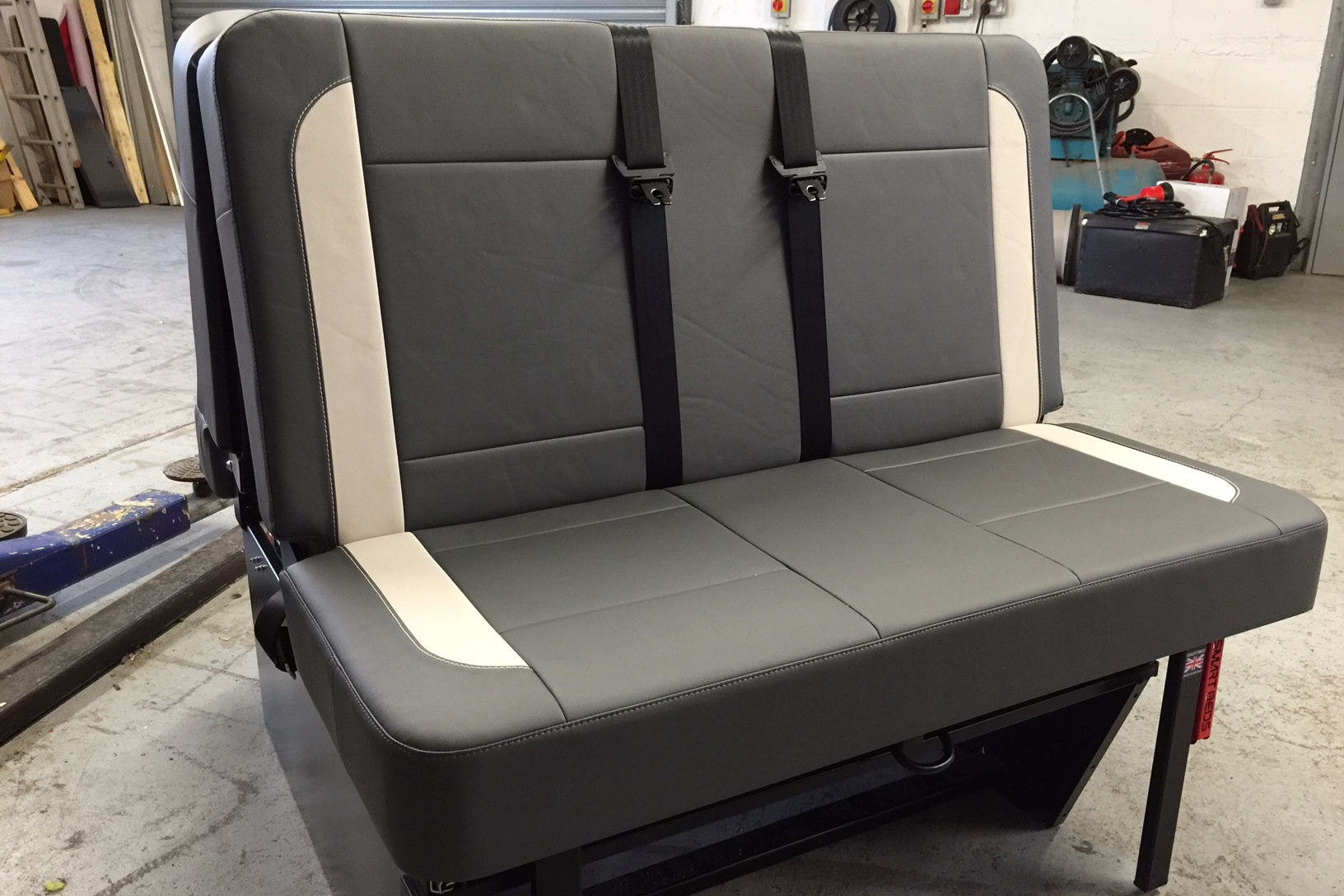 Standard - Non M1 Tested, from £555excluding fitting, upholstery , and delivery