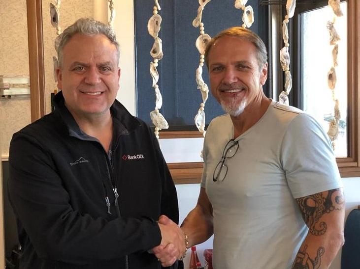 Founders Steve Page & Matt Loder