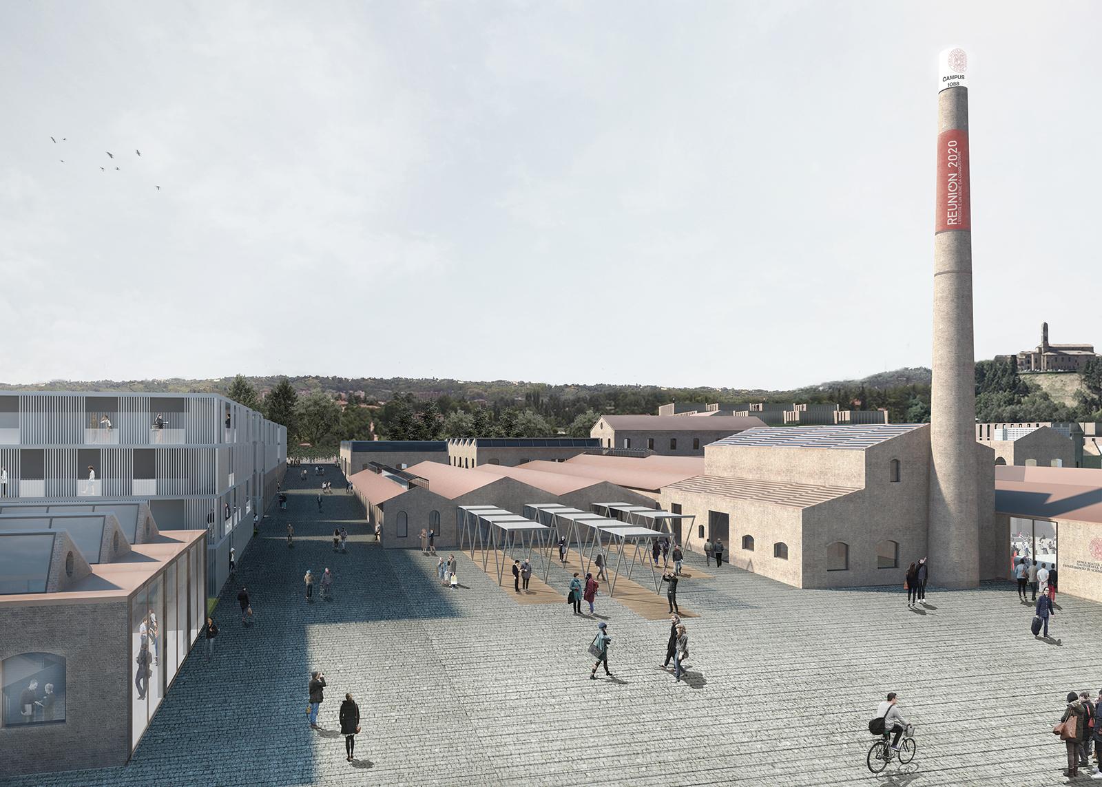 Campus 1089 Staveco