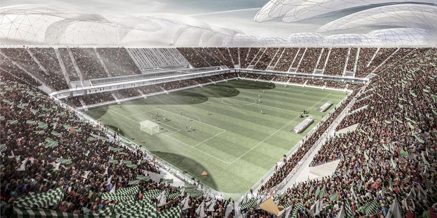 Oudja Stadium