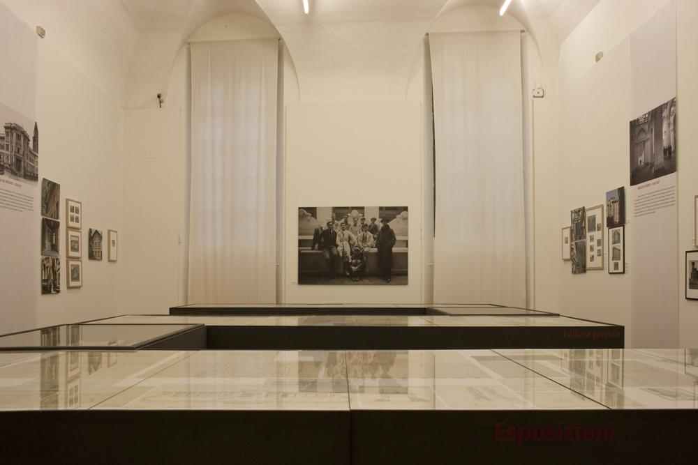 Carlo Lucci Exhibition