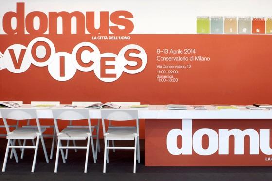 Domus Stand Milano