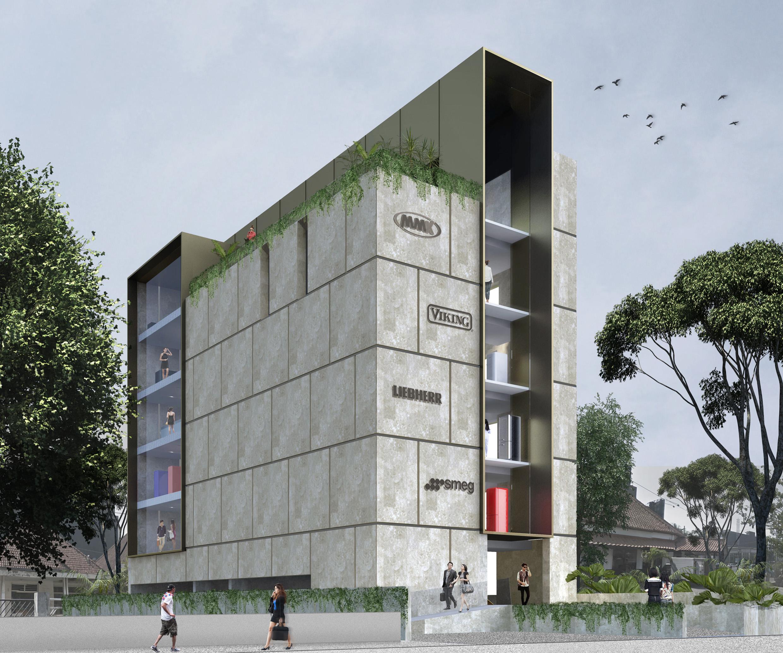 Mulxindo Building Surabaya