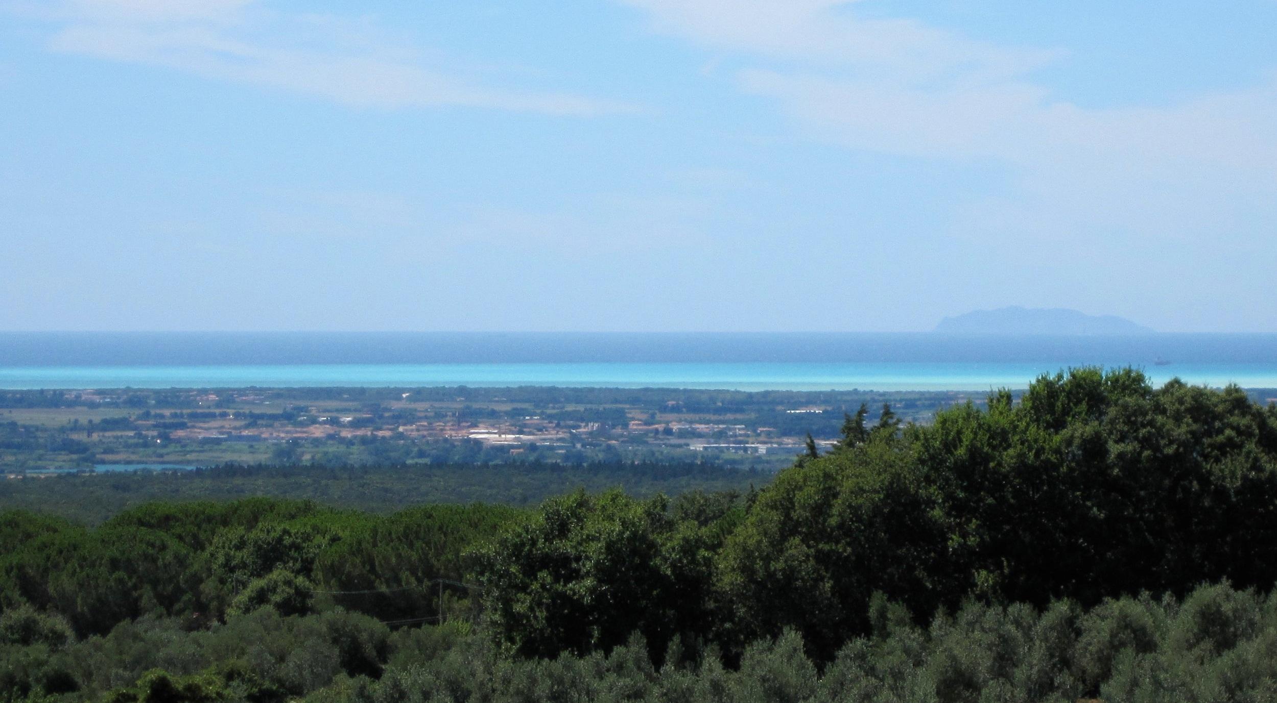 Toscaanse kust - 30 minuten van het strand