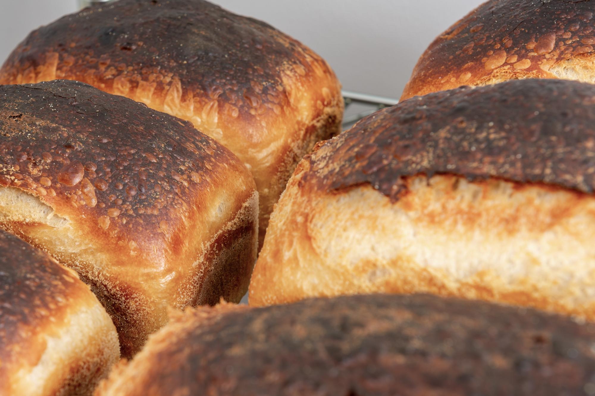 Buttermilk Loaves