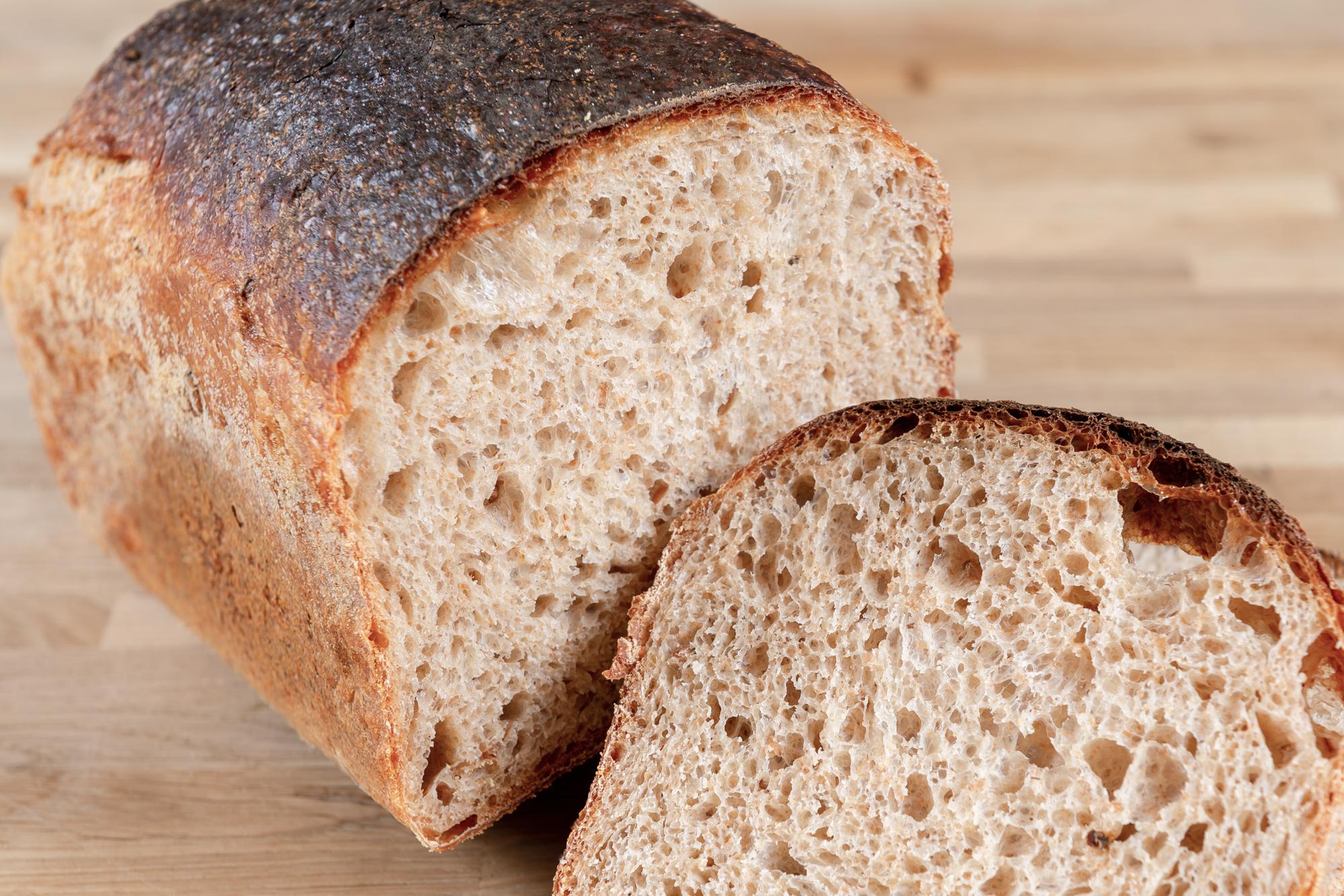 Malthouse loaf