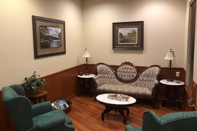 Bulverde Dental Waiting Room