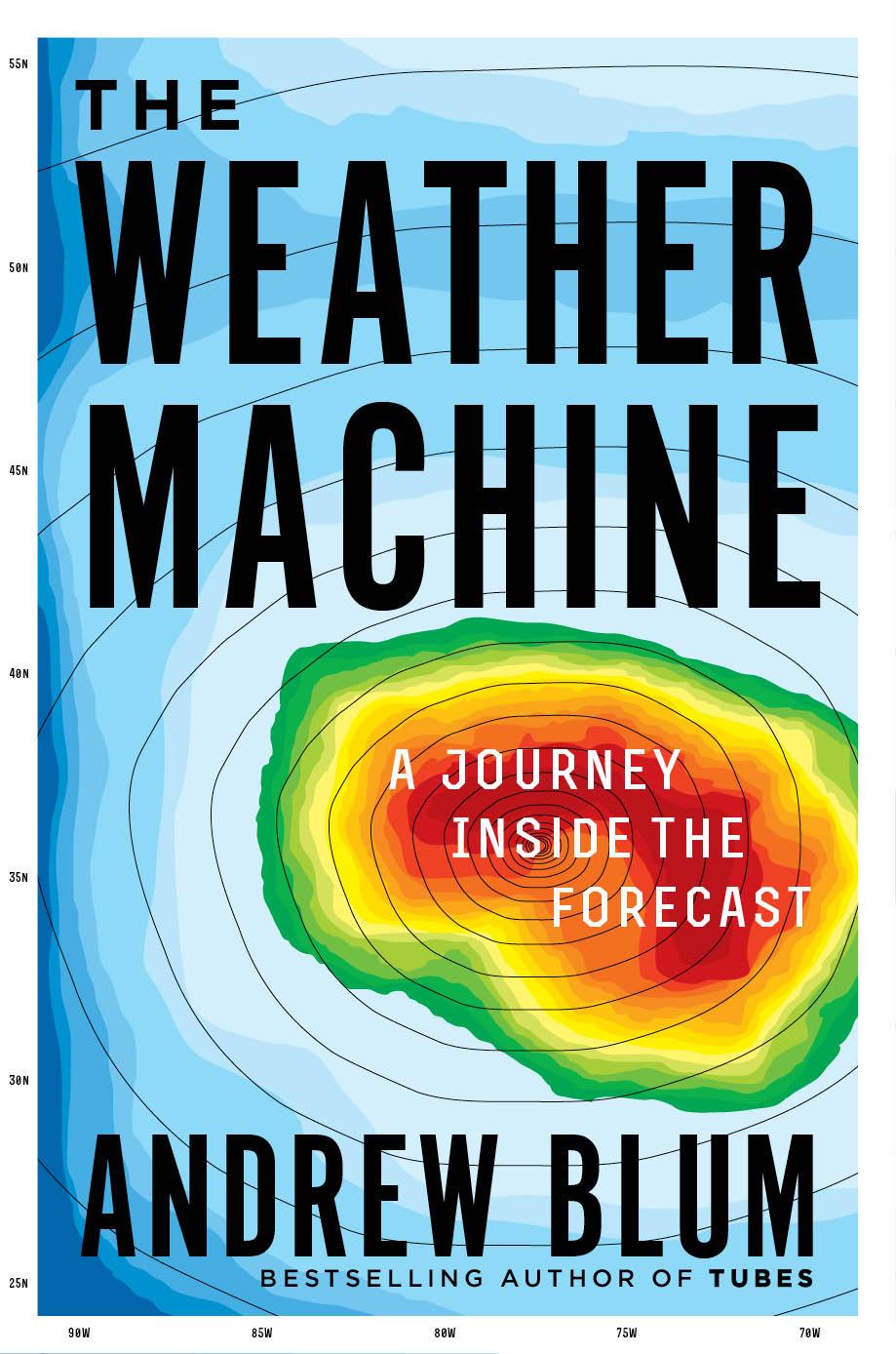 US Cover - Ecco/HarperCollins