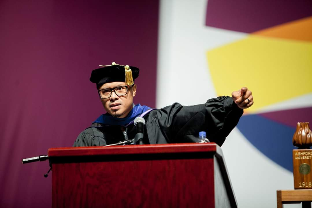 Ashford University Commencement Speaker