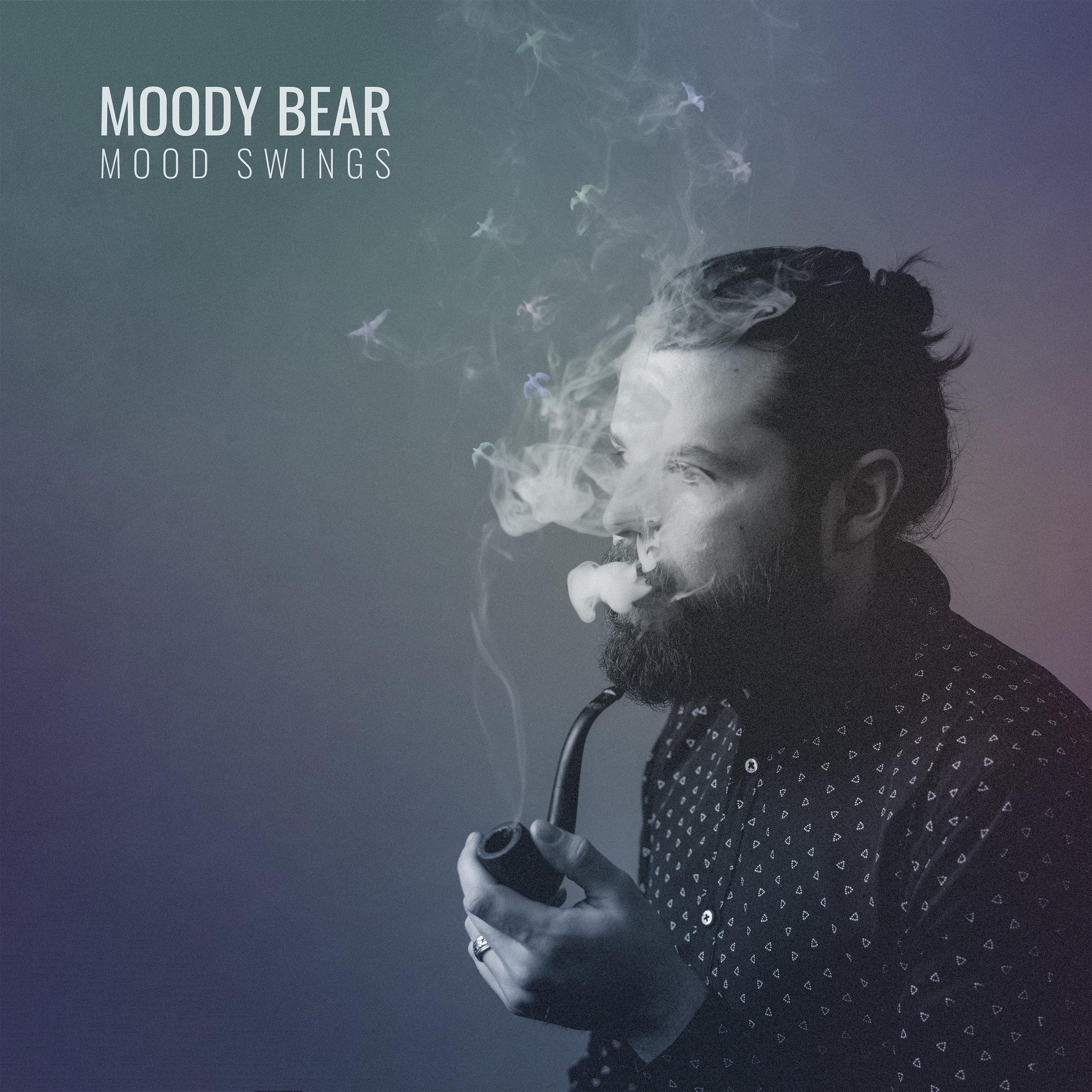 MOOD SWINGS - Moody Bear's debut album, Mood Swings, is now streaming everywhere!