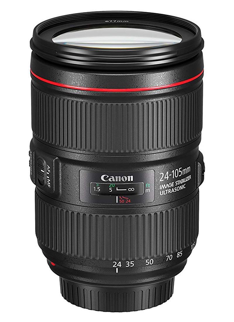 Canon 24-105mm f/4L