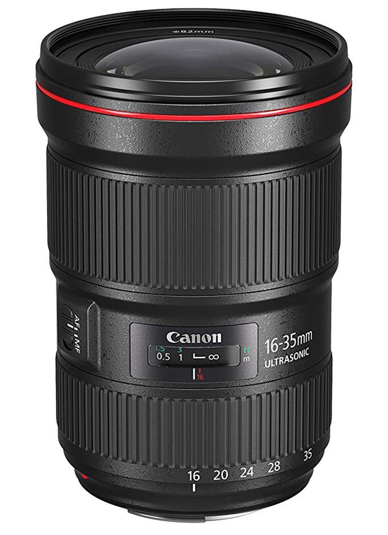 Canon 16-35mm f/2.8L
